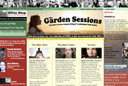 The Garden Sessions - The Best In New Songwriting and Traditional Folk Music