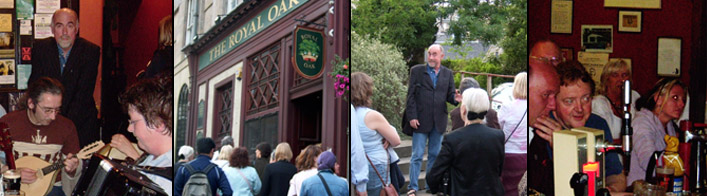The Lost World, Edinburgh Literary Pub Crawl